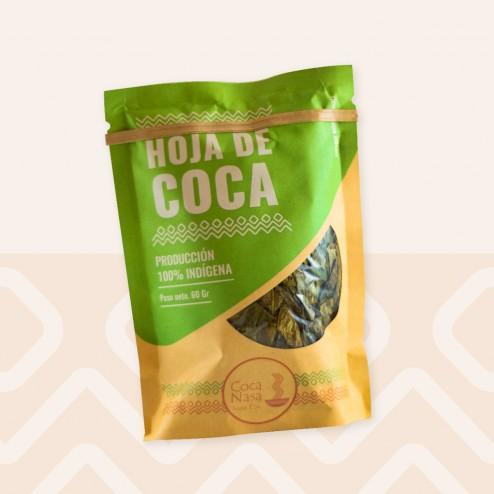 HOJA DE COCA X 60 gramos