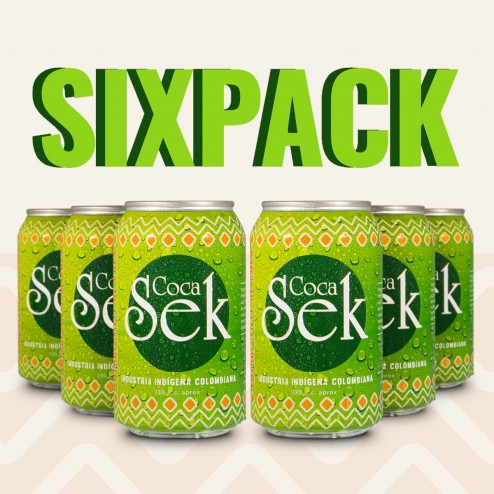 COCA SEK - SIX PACK