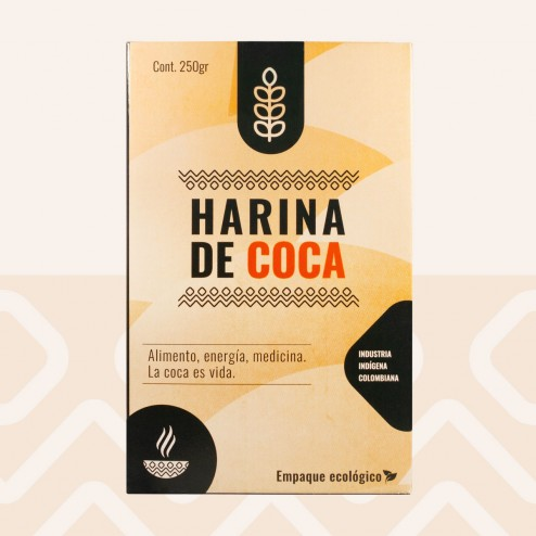 HARINA DE COCA